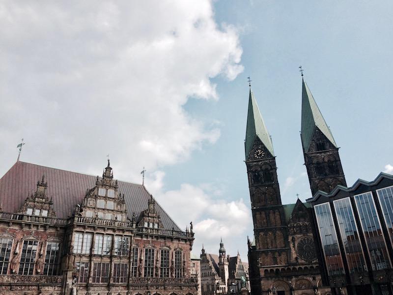 5 Dinge über den Bremer Marktplatz