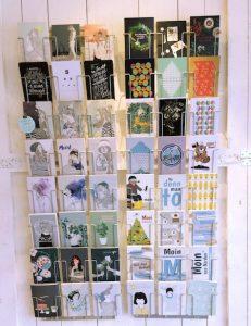 Postkarten Nordgestöber