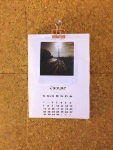Bremen Kalender 2018 Januar